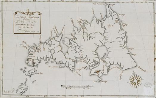 Spanish Philippines Map.The Philippines An Asiatic Archipielago