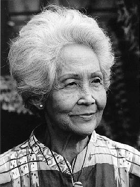 """friend's grandmother """"Lola"""", Tagbilaran, Bohol"""