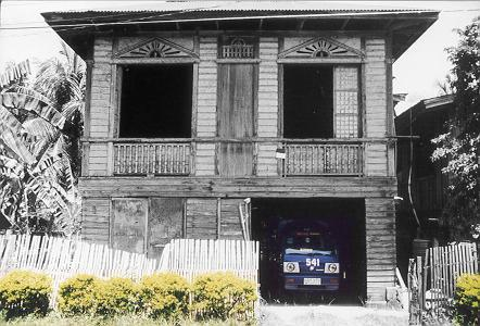 Traditional Philippines Houses Old